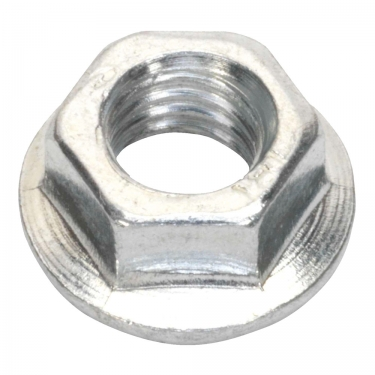 Гайка DIN 6923 з фланцем шестигранна