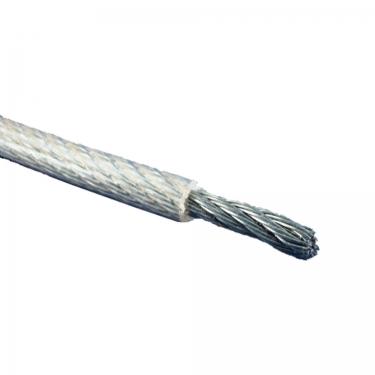 Трос сталевий в оплетенні